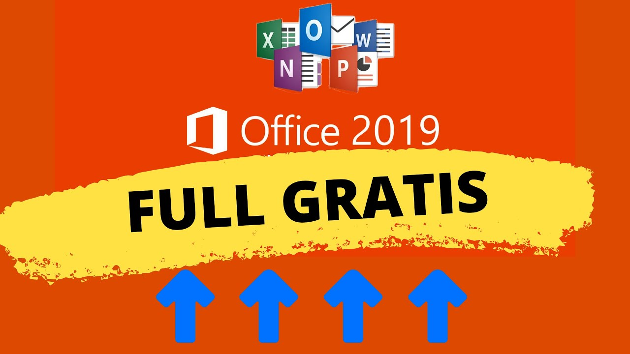 ► FULL Office 2019 Gratis para Windows 10