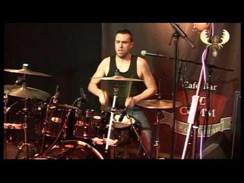 Mason Rack band - Intro slide / La grange - live @ bluesmoose cafe recorded for Bluesmoose radio