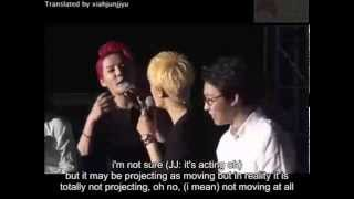 [ENG SUB] 2014 JYJ Membership Week FM (For Jap fans) 2/4