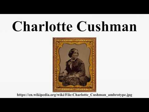 Charlotte Cushman