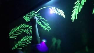 Новогодняя сказка от шоу световых картин