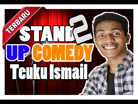 STAND UP COMEDY TEUKU MAIL part 2 - BOEH KEUMUDE
