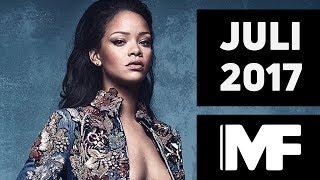 TOP 20 SINGLE CHARTS | JULI 2017