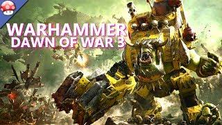 Warhammer 40000: Dawn of War 3 Gameplay (PC HD)