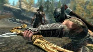 Skyrim Special Edition - New Gameplay Trailer - 1080p