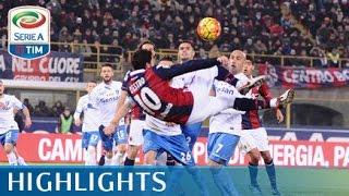 Bologna-Empoli 2-3 - Highlights - Giornata 17 - Serie A TIM 2015/16