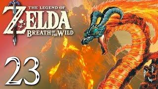 ZELDA BREATH OF THE WILD #23 | La fontaine du dragon