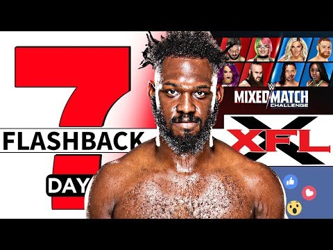 Wrestler schlägt seine Frau! Neue WWE Football-Liga? NJPW: Y2J & Omega! - 7DAYS