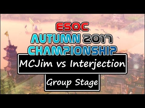 [AoE3] ESOC Autumn Tournament — SEMI-FINALS: Kaiserklein vs Mitoe from YouTube · Duration:  3 hours 22 minutes 32 seconds