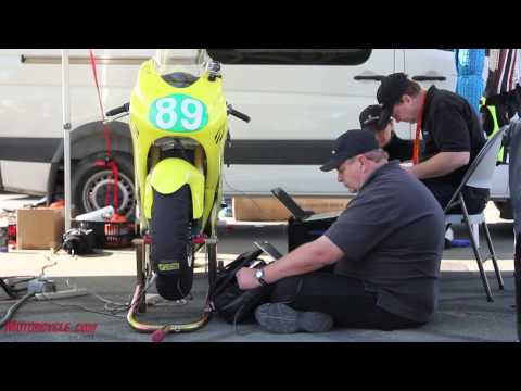 Interview with Azhar Hussain on the State of TTXGP electric motorcycle racing
