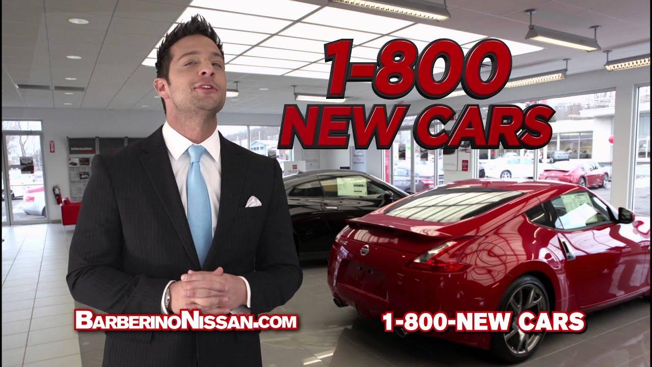 Barberino Nissan Pull Ahead Presday Youtube