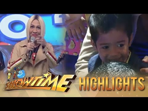 It's Showtime Singing Mo 'To: Carlo asks Vice Ganda about his lover