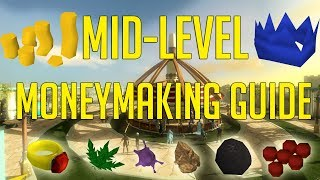 Runescape 3 - Mid-Level Moneymaking Guide 2018