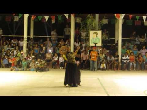 Bailes 15 de septiembre Higueron 2016