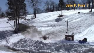 Snow Snake Hill Climb 2015 - MA Duramax Sandrail