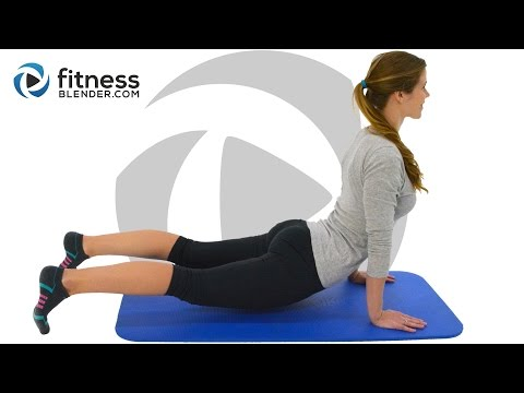 Refresh, Relax, and Restore: Stretching, Pilates, Yoga Workout for Tight Muscles