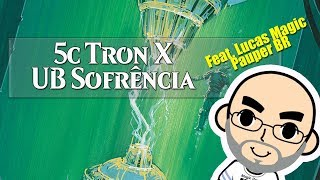 UR Tron vs UB Sofrência (pauper) feat. Lucas Lição Magic PauperBR #CabritoSeasonTronPauper ep2