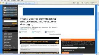 how to remove genuine microsoft software