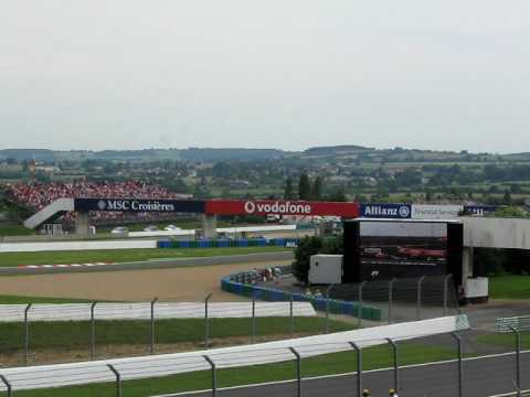 F1 Magny-Cours Start 2008 Adelaide GMJ