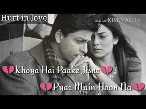 Main Hoon Na Sad Status!! Srk Best WhatsApp Status Video 30sec | Shahrukh Khan