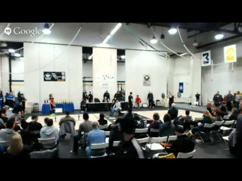 2015 Atlantic States Championships: Women's Session