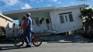 Temblor en Puerto Rico causa daños en estructuras, sin dejar víctimas | AFP