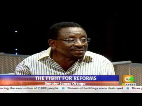 Studio Interview On The Fight For Reforms