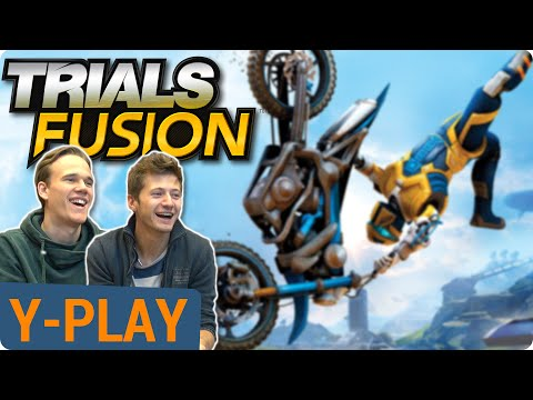 EXTREMES STRAMPELN! - Trials Fusion