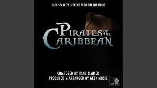 Pirates Of The Caribbean - Jack Sparrow's Theme