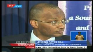 Lending rates controversy on whether commercial banks' rates will be 4% above the central bank rate