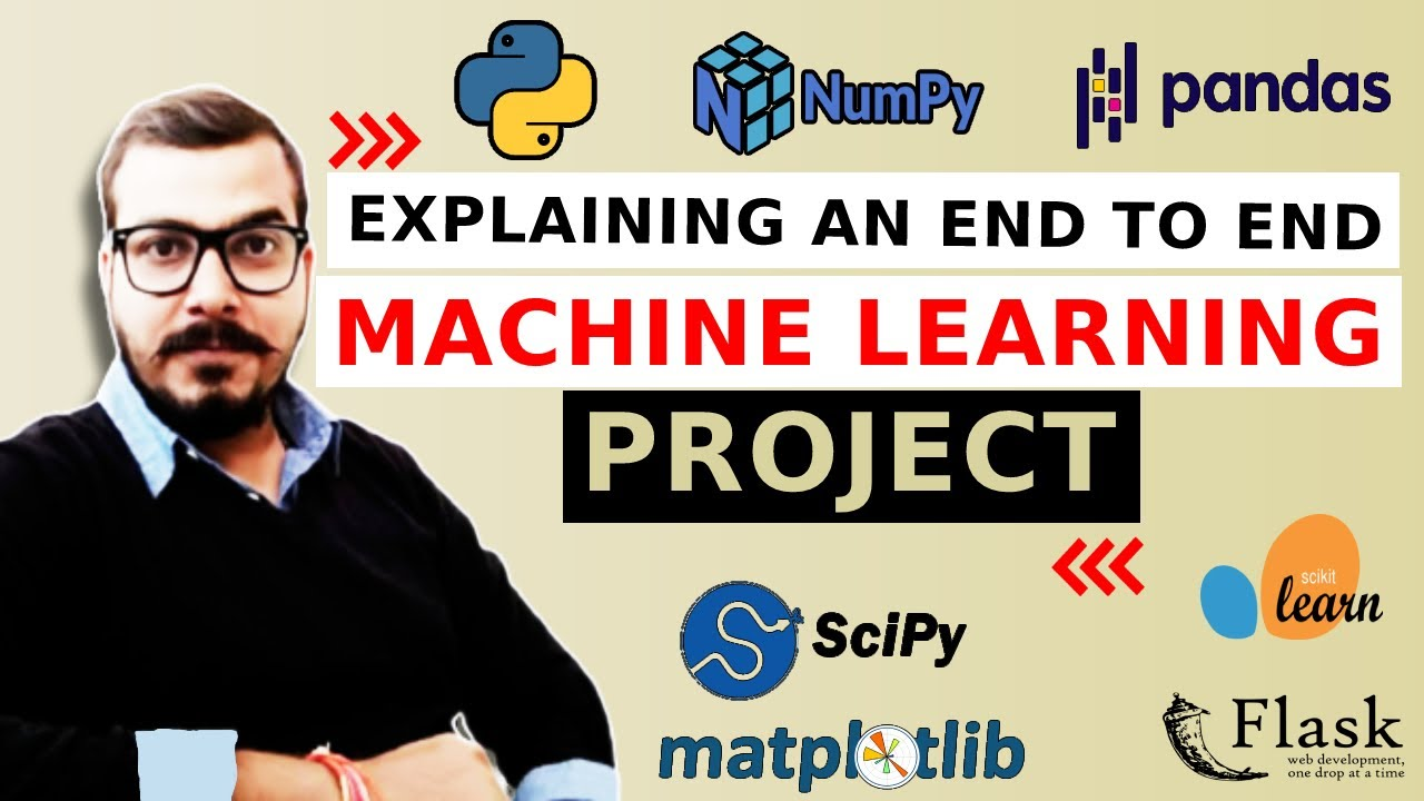Explaining An End To End Machine Learning Project To A Interviewer