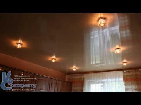 Точечные светильники для натяжных потолков (Кривой Рог)