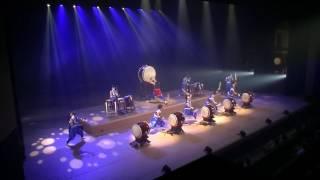 流星 - 第12回 ながと和太鼓フェスティバル