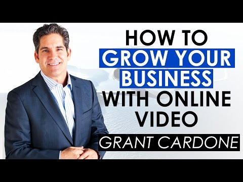 How to use YouTube to Grow Your Business and Brand — Grant Cardone Interview