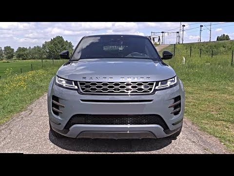 2019/2020 Range Rover Evoque | R Dynamic FULL REVIEW Interior Exterior | TOP 10 Best SUV