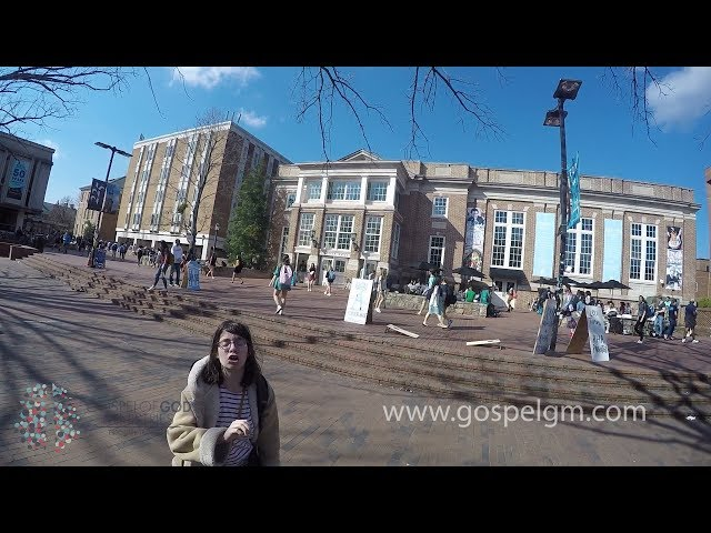 Gospel of God Ministries Evangelism Minute Episode 33-(One Question At A Time)