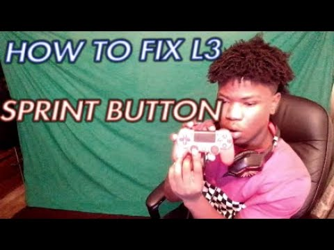How to fix ps4 controller L3 analog stick !! ( works %100 )