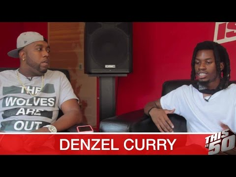 XXL Freshman Denzel Curry on Rise To Fame; Being Weird; Ending Beef W/ A$AP Mob