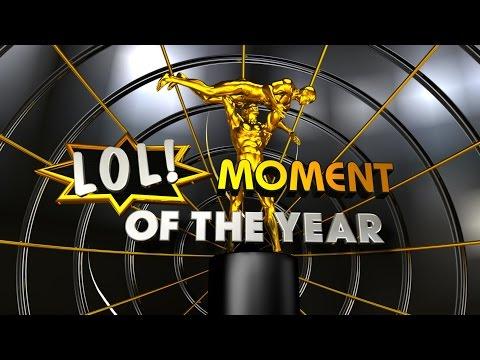 LOL! Moment of the Year: 2015 WWE Slammy Awards - Tonight Live on Raw