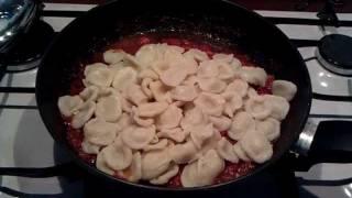Секреты итальянской свекрови: паста и соус. Italian pasta