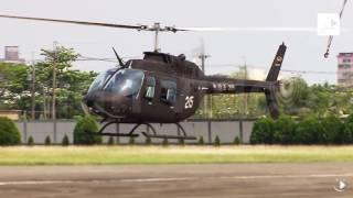 【2017.06.28】《軍情站》歸仁基地 直升機飛行訓練