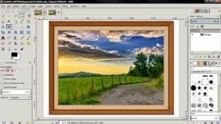 Painting From A Photo (G'MIC Plugin) - GIMP 2.8 Tutorial PART 1