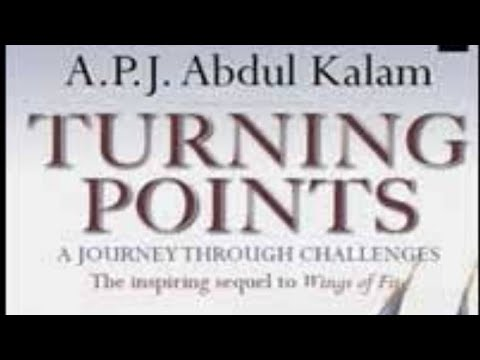 Turning Point Book By Abdul Kalam
