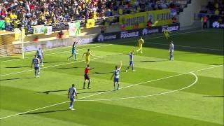 Video Gol Pertandingan Villarreal vs Deportivo La Coruna
