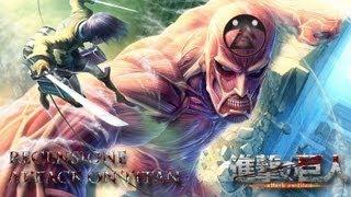 Repeat youtube video Attack on Titan/ Attacco dei Giganti/ Attacco dei Titani OP : []  Recensione Anime ITA []