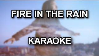 måns zelmerlöw fire in the rain karaokeinstrumental polinstrumentalista