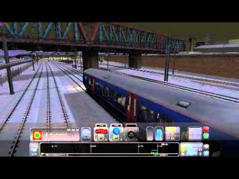 Lets Play Train Sim 2013 Eps 1 part 1 of 2