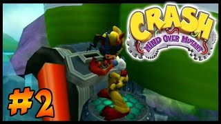 Crash Bandicoot: Mind Over Mutant Playthrough Part 2: Coco