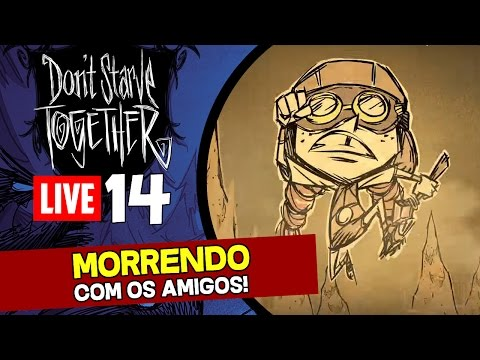 Don't Starve Together: A New Reign Ao Vivo #14