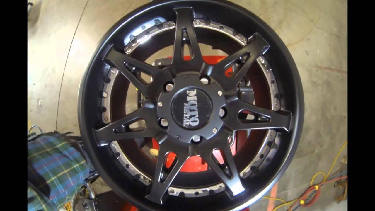 Rims And Tires Canada >> Moto Metal Wheels MO 961 Satin Black - YouTube